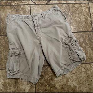 Sonoma men's khaki shorts